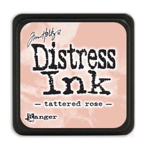 Чернила Дистресс мини Distress Ink Mini Tattered Rose-