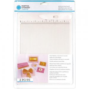 Доска для биговки Martha Stewart Mini Scoring Board